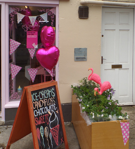 High St sweet shop