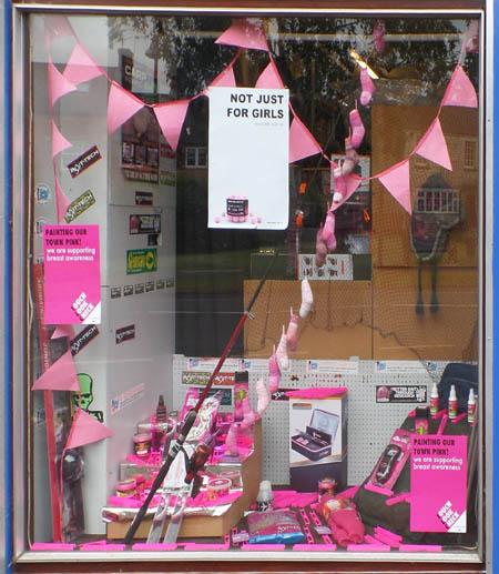 High St fishing tackle shop